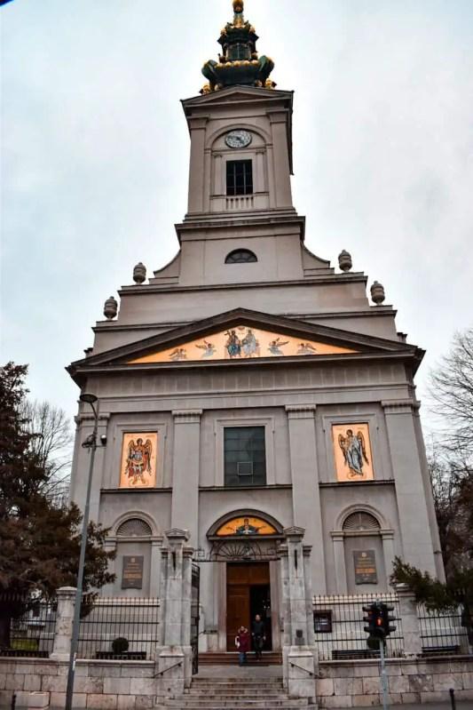 Catedral del Arcángel San Miguel: exterior