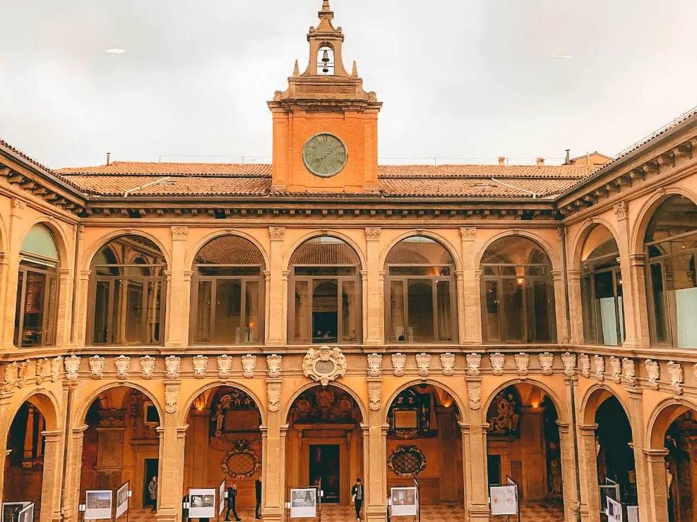 Archigimnasio de Bolonia