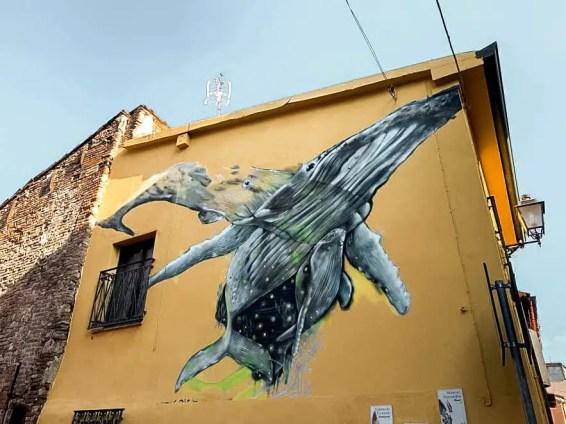 Arte urbano en Rimini