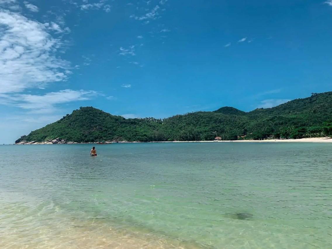 Las mejores playas de Koh Phangan