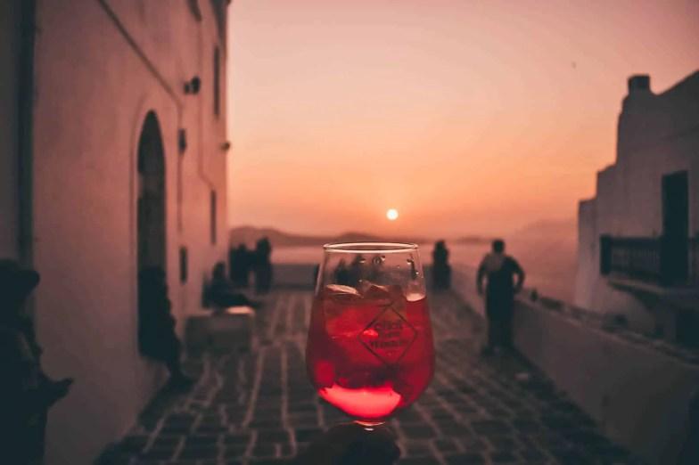 plaka-sunset