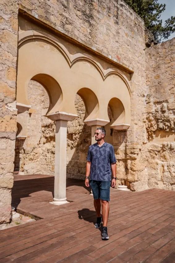 Medina de Azahara. que ver en Córdoba