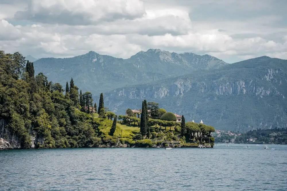 Las vistas desde el Ferry