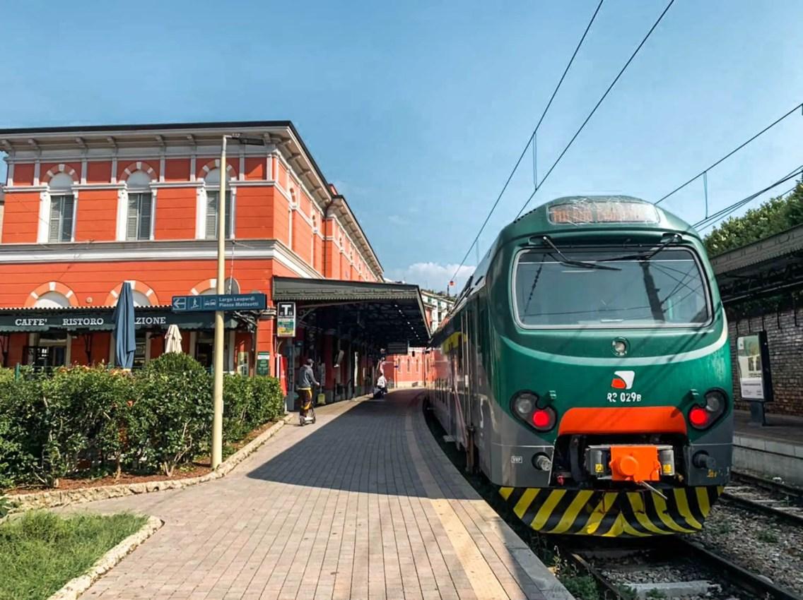 Tren Lago di Como