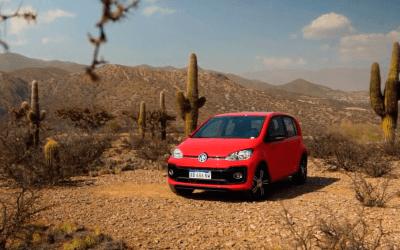 Test drive del Volkswagen up! Pepper TSI