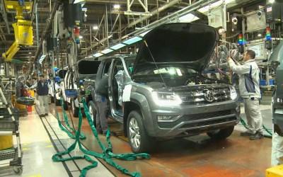 Amarok: Conocé cómo se fabrica una pickup high-tech – Vía @AgroTV