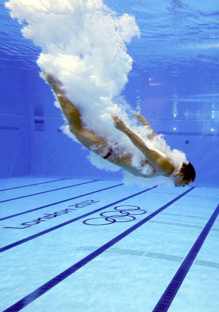Juegos Olmpicos Londres 2012  Clavados  Deportes