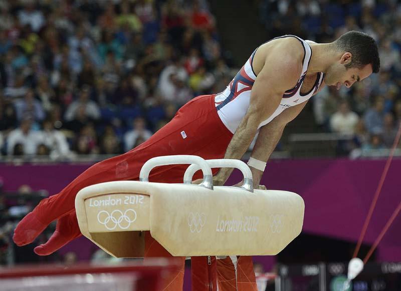 Juegos Olmpicos Londres 2012  Gimnasia Artstica
