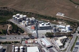 Vista aérea de la nueva planta de Cepsa.