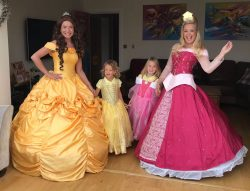 Princess Party pics 3