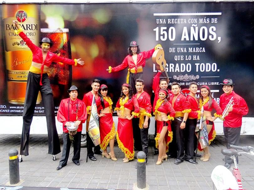 música cubana en méxico, música afroantillana méxico, música cubana