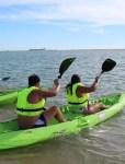 Servicio de kayak para despedidas