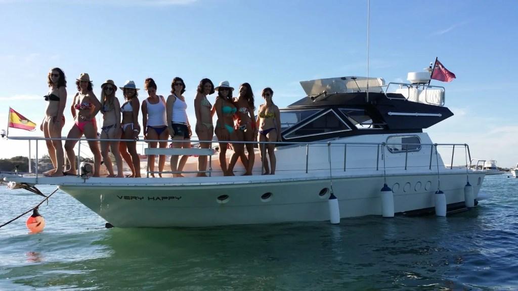 Alquiler de barco en Puerto de Conil