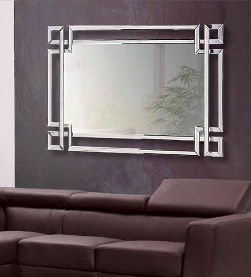 ESPEJO COMEDOR ARAL espejo decorativo de diseo italiano