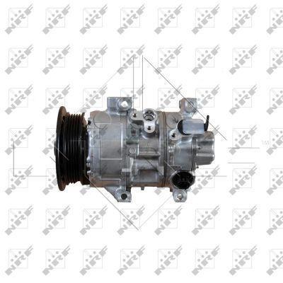 Compresor de Aire Acondicionado de Toyota Corolla Verso, Avensis DENSO