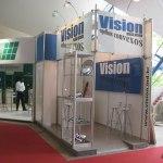 Feira Fetransrio - Espelhos Convexos Vision