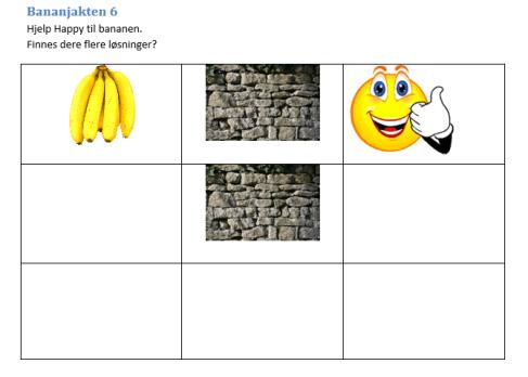 bananjakt