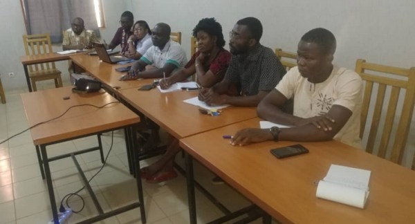 Renforcement de capacité du Staff des Centres Sociaux Loyola sur la Protection de l'enfant.