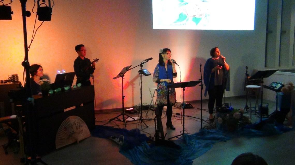 Quelques extraits du café-concert à Faremoutiers 11-10-19