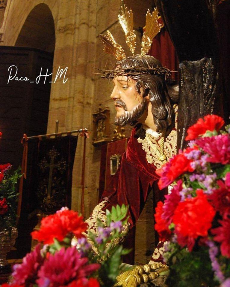 Segundo día del Triduo en Honor a Ntro. Padre Jesús Caído en rogativa por los afectados del Coronavirus.