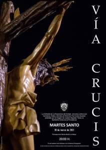 El Stmo. Cristo de la Providencia presidirá su Solemne Via Crucis