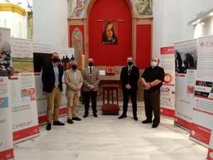 Lee más sobre el artículo Inauguración de la exposición «75 Años de Esperanza»