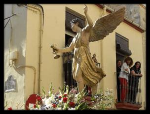 Angel Confortador (Santa Cena de Linares)