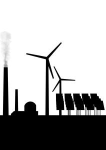 Symbolbild Energieerzeugungsanlagen