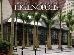 Shopping pátio Higienópolis