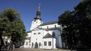 Chiesa a cupola Tallinn