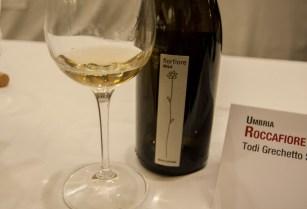 Grechetto Roccafiore, premio alla sostenibilità nel vino