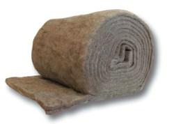 materassino agugliato in pura lana vergine di pecora sarda autoctona per l'isolamento termico , l'isolamento acustico