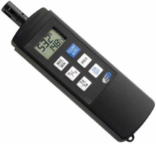 igrometro-professionale per misurare umidità in casa