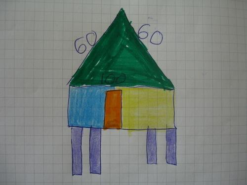 il verde - La casa passiva per le galline 5
