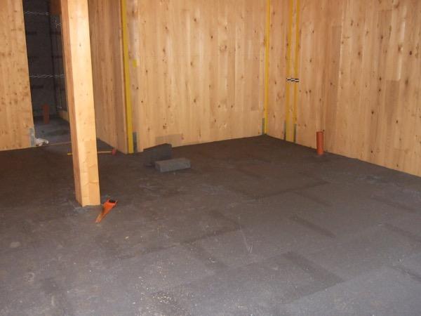 Costruire in legno - Stratigrafia verso terra e cappotto esterno di struttura in x-lam – Zona Climatica E – GG 2784 – Lavis (TN) 24