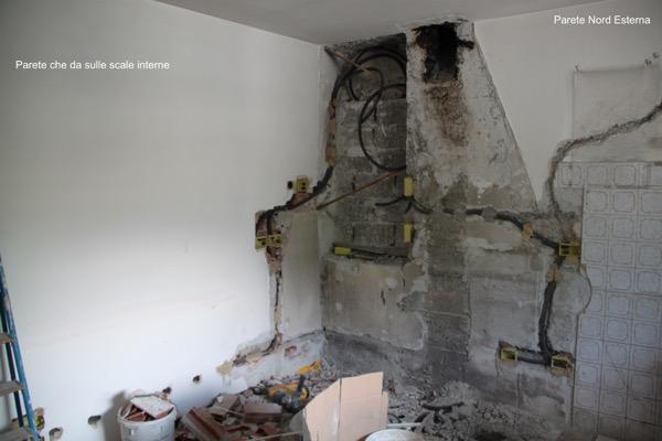 2013 coibentazione interna sigillature serramenti Chiesa in Valmalenco SONDRIO Gradi Giorno 3433 Zona Climatica F