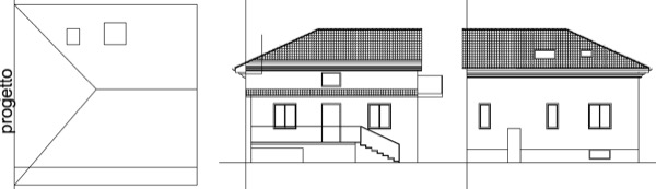 materiali pacchetto tetto in legno, tenuta all aria Piacenza Gradi Giorno 2715 Zona Climatica E