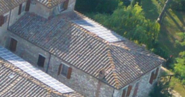 riqualificazione tetto legno e mezzane, tenuta all aria Asciano SIENA Gradi Giorno 1687 Zona Climatica D
