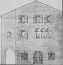 EDIFICIO & TIPOLOGIA COSTRUTTIVA : - Edificio con rilevante interesse artistico: la Direzione dei Lavori 28