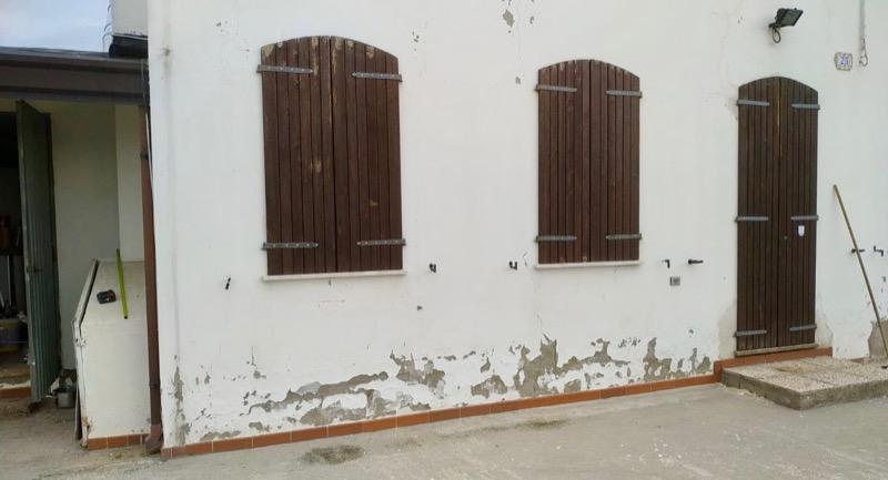 comprendere la muffa - Isolamento e risanamento essenziale di una casa in bimattoni in zona climatica E 4