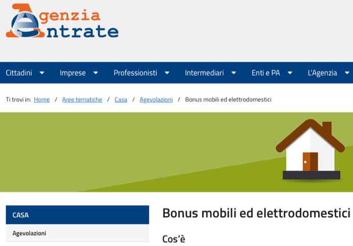 proroga - Bonus mobili ed elettrodomestici entro fine 2019 2