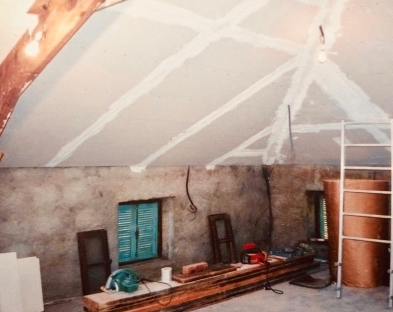 coibentazione contro il caldo - Eine Isolierung in Granit wird zum Ferienhaus auf Korsika 102