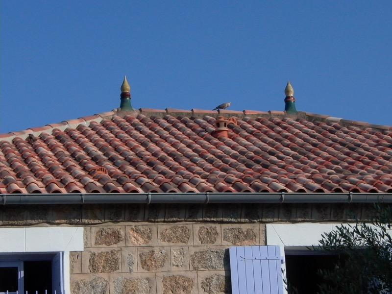 coibentazione contro il caldo - Eine Isolierung in Granit wird zum Ferienhaus auf Korsika 98