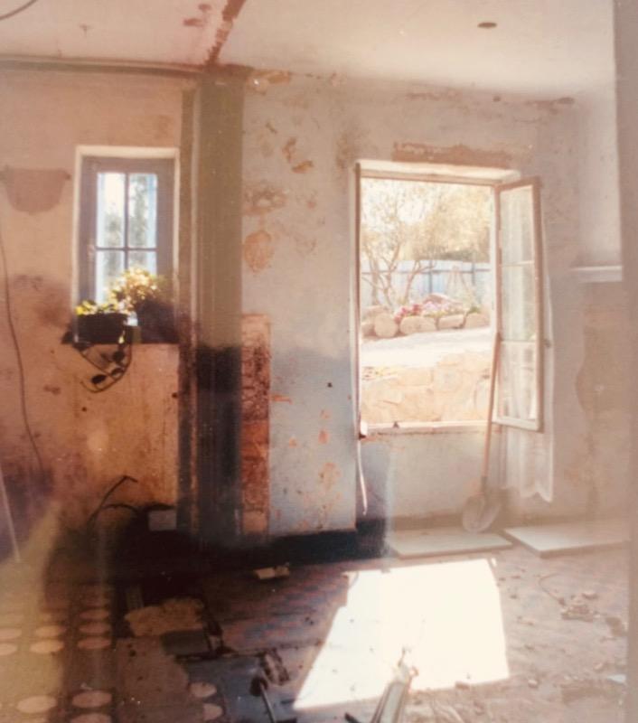 coibentazione contro il caldo - Eine Isolierung in Granit wird zum Ferienhaus auf Korsika 142