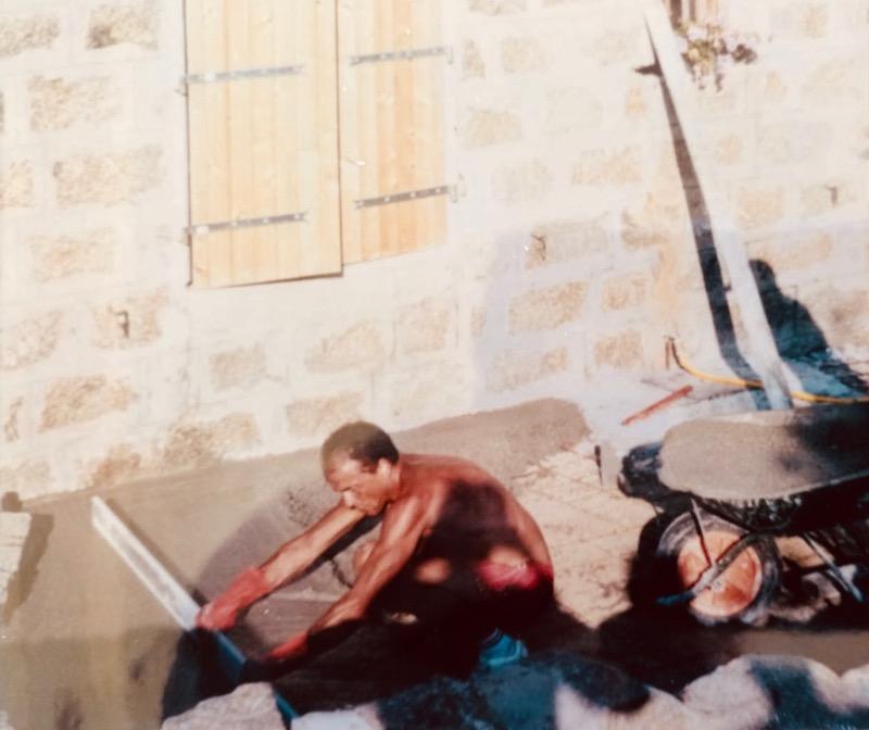 coibentazione contro il caldo - Eine Isolierung in Granit wird zum Ferienhaus auf Korsika 186