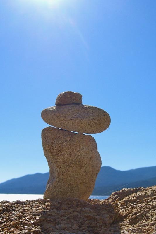 coibentazione contro il caldo - Eine Isolierung in Granit wird zum Ferienhaus auf Korsika 222