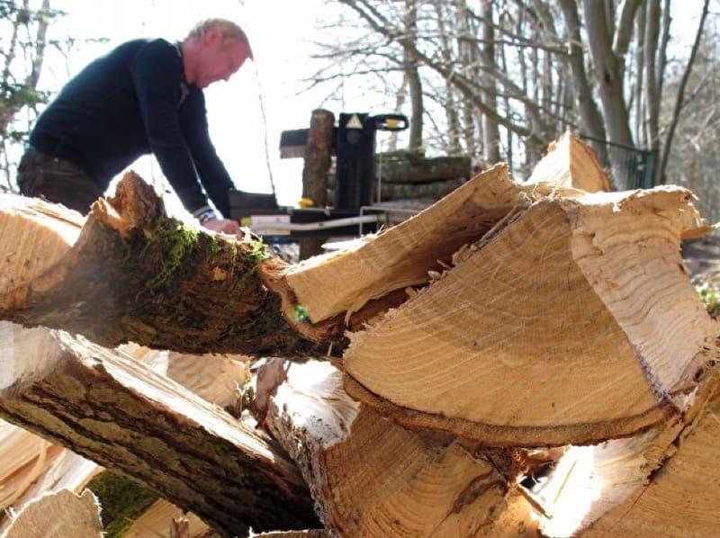 riscaldamento a legna - Riscaldamento a legna, energia grigia ed emissioni di CO2 18