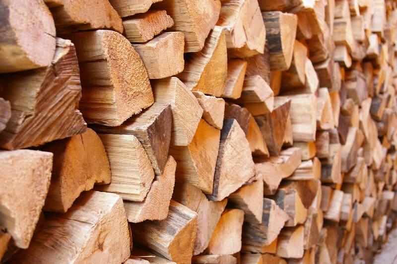 riscaldamento a legna - Riscaldamento a legna, energia grigia ed emissioni di CO2 4