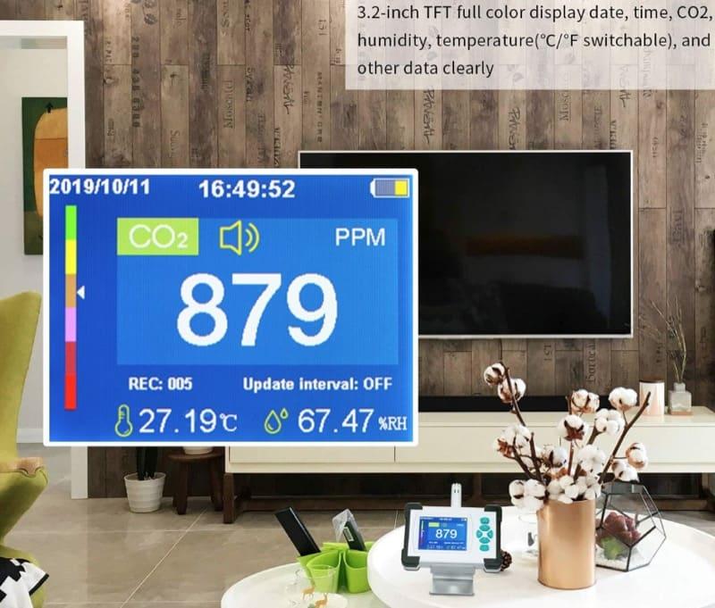regolazione temperature ambiente - Termometro igrometro termoigrometro videocamera videocitofono per la casa 2