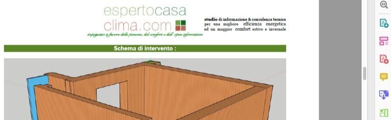 costruire in laterizio - Nano materiali e fibre artificiali vetrose in edilizia vincono il laterizio? 28